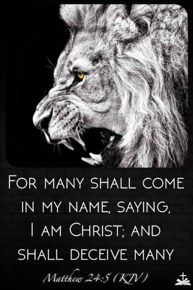 Many in Jesus' name