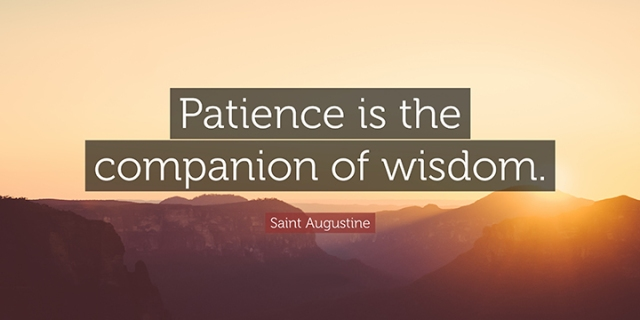patience - wisdom wp