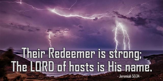 strong redeemer