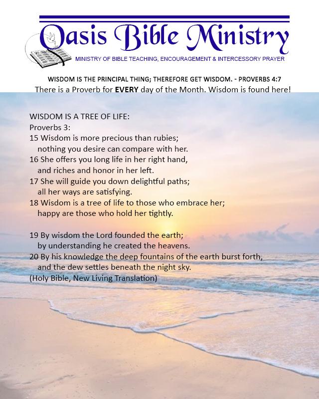 068 Proverbs 3_15-20