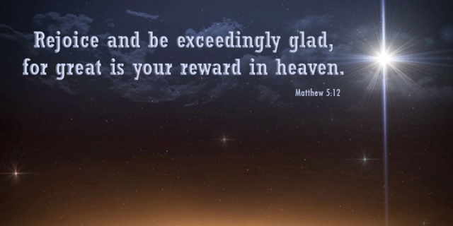 070 great is your reward