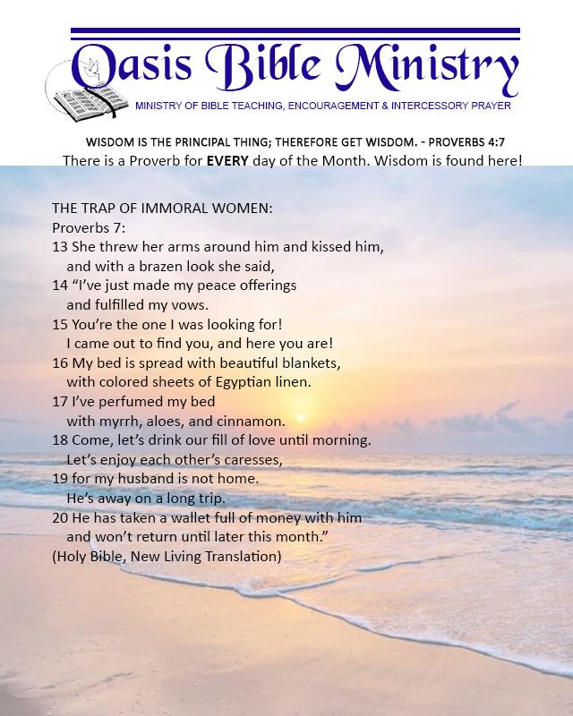 072 Proverbs 7_13-20