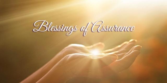 073 blessings of assurance
