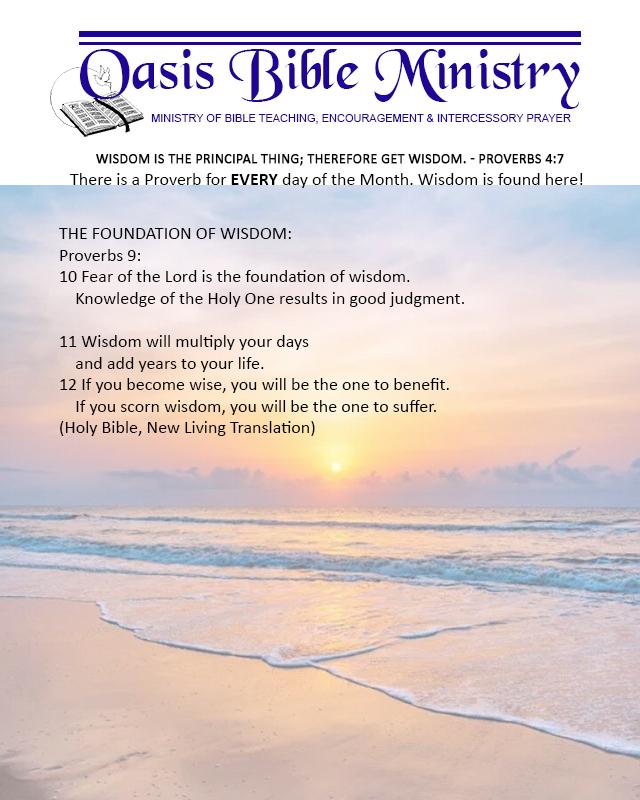 074 Proverbs 9_10-12