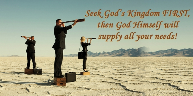 076 seek god first