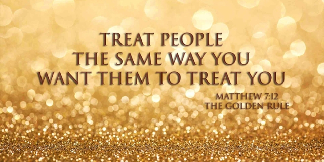 078 the golden rule