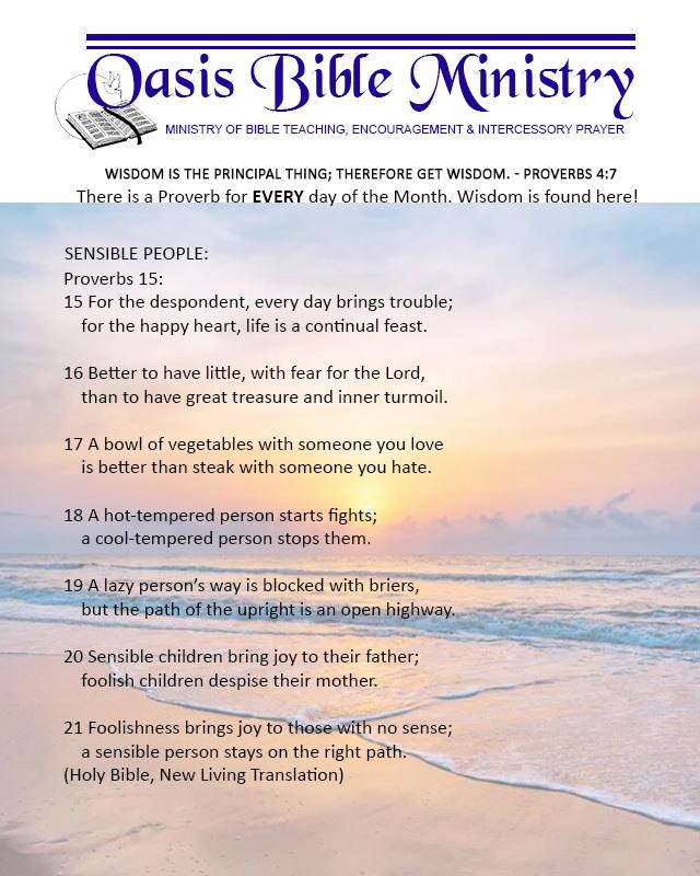 080 Proverbs 15_15-21