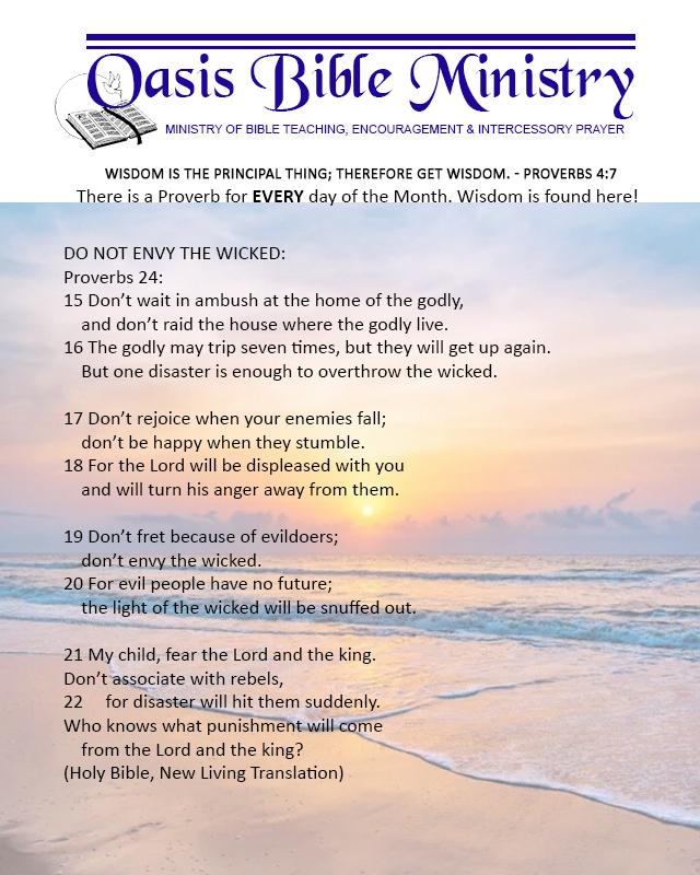 089 Proverbs 24_15-22