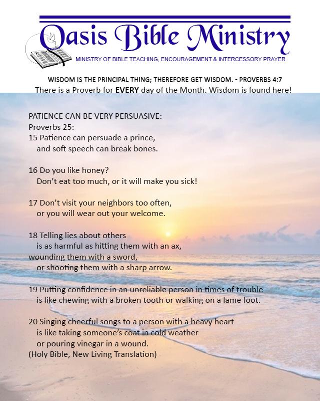 090 Proverbs 25_15-20