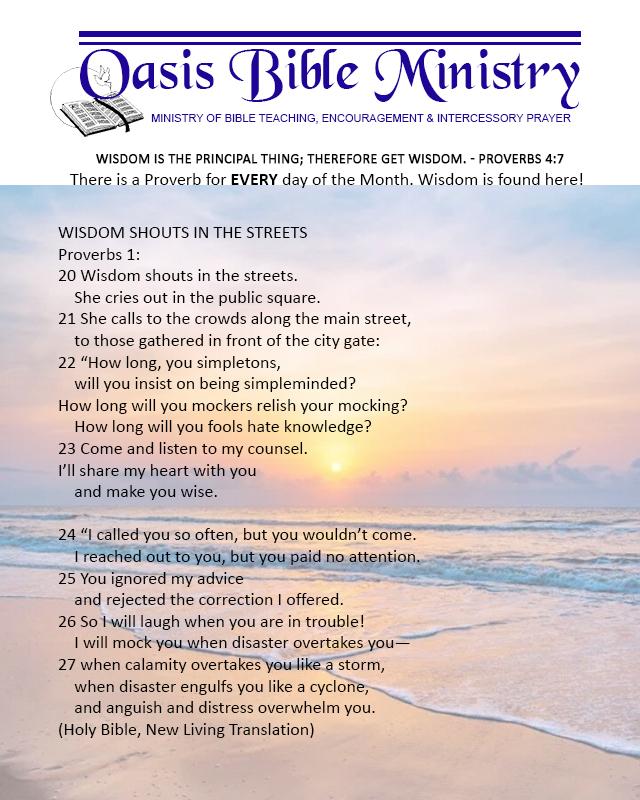 095 Proverbs 1_20-27