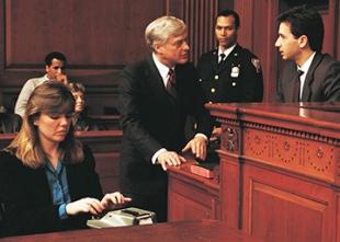 as prosecution