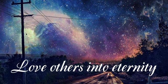 et into eternity