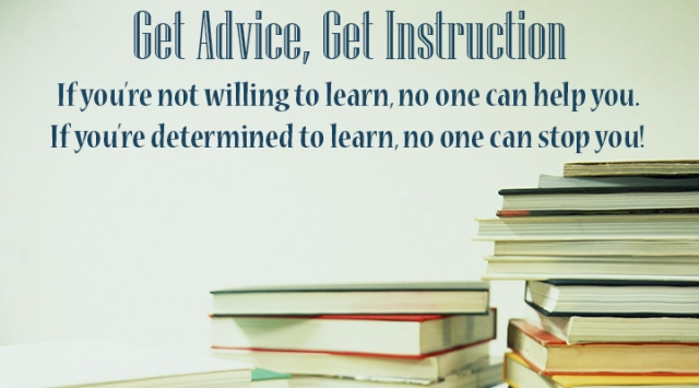 get instruction for life ns