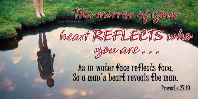 im the mirror of your heart