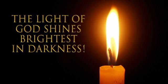 light is brighter