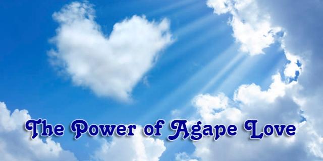 power of agape love