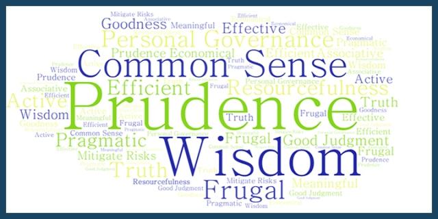 sensible, reasonable and prudent