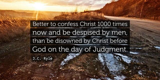088 confess Christ before men