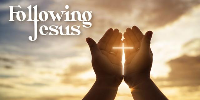 089 following Jesus