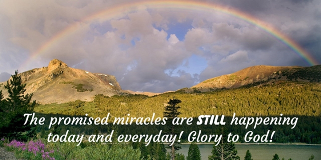 091 miracles still today