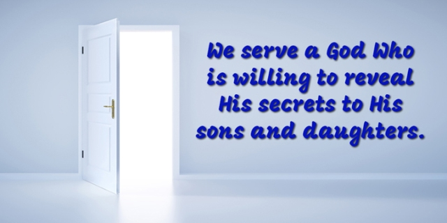 093 God reveals secrets