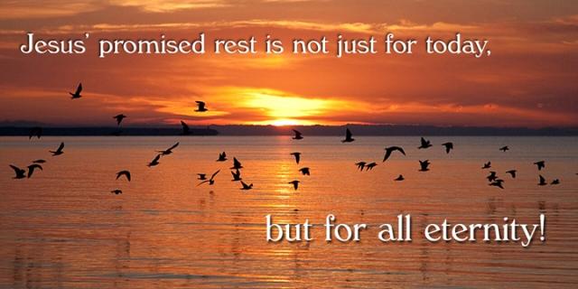095 Jesus' rest