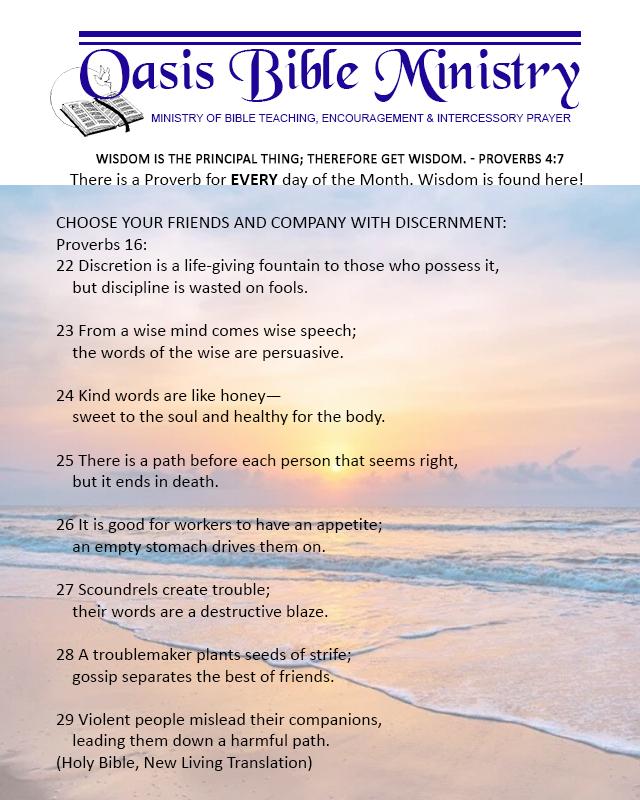 109 Proverbs 16_22-29