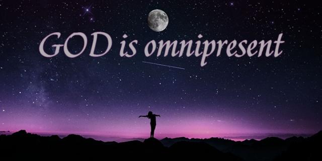 pd god is omnipresent