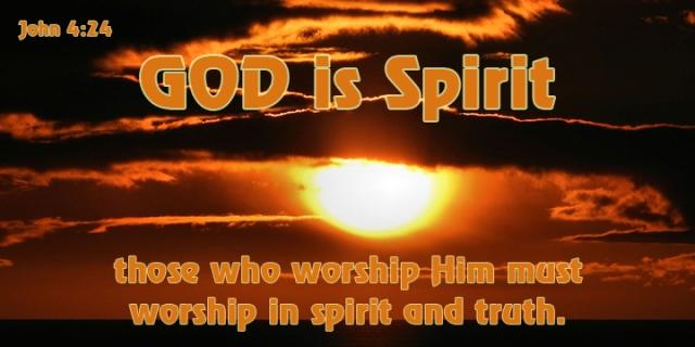pd god is spirit