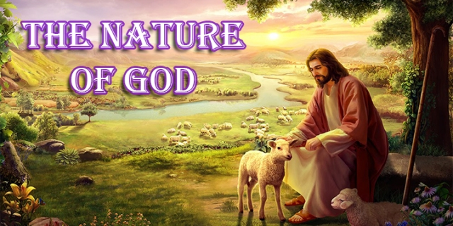 pd nature of God